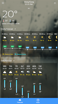 Weather Forecast APK screenshot 1