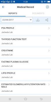 Dr. Jariwala Lab APK screenshot 1