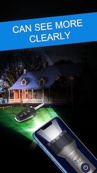 Brightest Flashlight - Super LED Flashlight APK screenshot 1