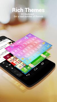 Arabic Language - GO Keyboard APK screenshot 1