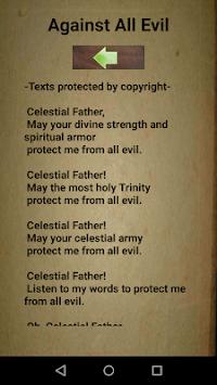 Protection Prayers – Catholic APK screenshot 1