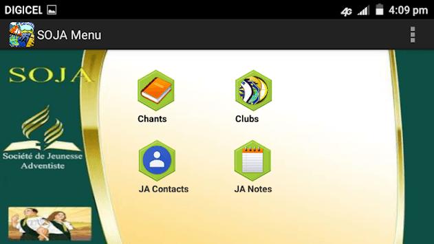 SOJA APK screenshot 1