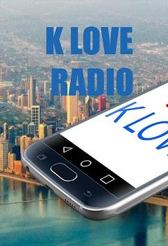 K Love Radio APP FM APK screenshot 1