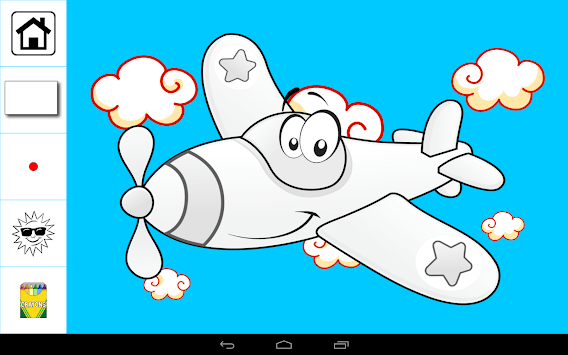 Kids Coloring Book APK screenshot 1