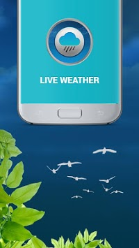 Live Weather - Weather Forecast Apps APK screenshot 1