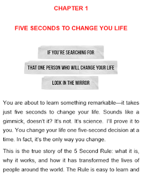 The 5 Second Rule APK screenshot 1