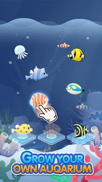 Merge Fish! APK screenshot 1