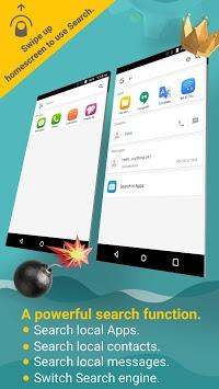 Joy Launcher APK screenshot 1