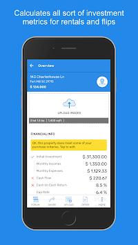 DealCrunch - Real Estate Analysis and Calculator APK screenshot 1