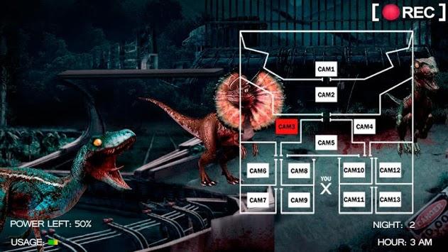 Jurassic Nights 2 APK screenshot 1