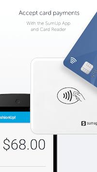 SumUp -  Credit Card Reader APK screenshot 1