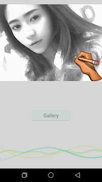 Sketch Photo - Kakita Pencil Sketch APK screenshot 1