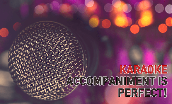 Free Easy Karaoke - karaoke accompaniment MR APK screenshot 1