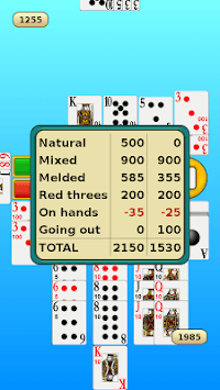 Canasta APK screenshot 1