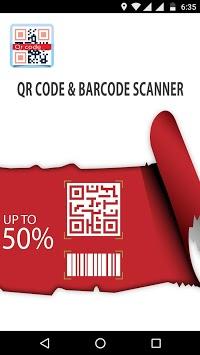 QR Code & Barcode Scanner APK screenshot 1