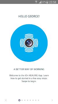 iOn HEALING APK screenshot 1