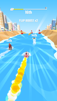 Flippy Race APK screenshot 1