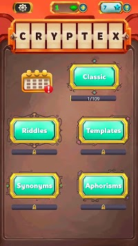 Word Guru: words by topic APK screenshot 1