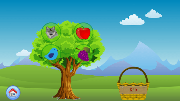 Kids Learning: Colors, Numbers, Shapes, Animals APK screenshot 1
