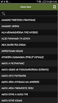 Nyimbo za Kikuyu APK screenshot 1