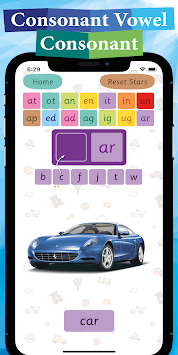 CVC Learn Spelling 3 Three Letter Words APK screenshot 1