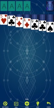 Classic Solitaire APK screenshot 1