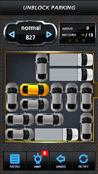 Unblock Parking Car APK screenshot 1
