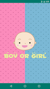 Boy or Girl - Gender Predictor APK screenshot 1