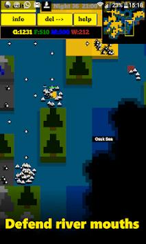 RAWAR2 offline strategy game (RTS) APK screenshot 1