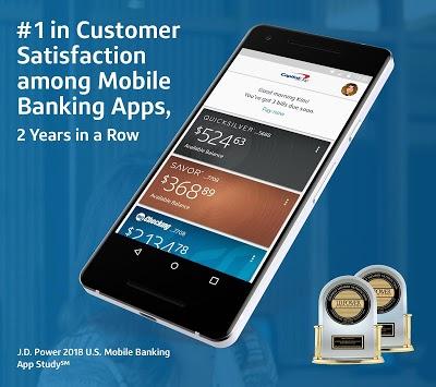 Capital One® Mobile APK screenshot 1