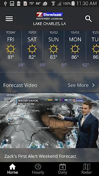 KPLC 7 StormVision Weather APK screenshot 1