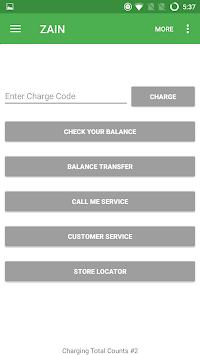 Charge Your Mobile - KSA APK screenshot 1