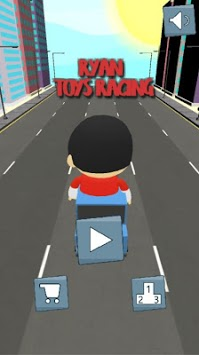 Ryan Toys Racing APK screenshot 1