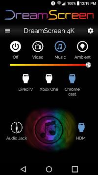 DreamScreenTV APK screenshot 1