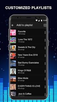 Music Player - Offline Music Player & MP3 Player APK screenshot 1