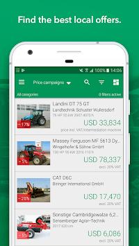 Landwirt.com - Tractor & Agricultural Market APK screenshot 1