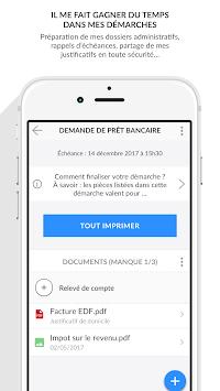 Digiposte + APK screenshot 1