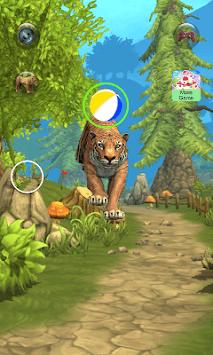 Talking Tiger APK screenshot 1