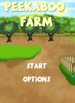 Peekaboo Farm APK screenshot 1
