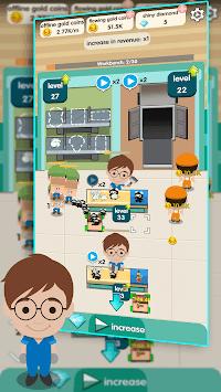 Idle Workshop Tycoon APK screenshot 1
