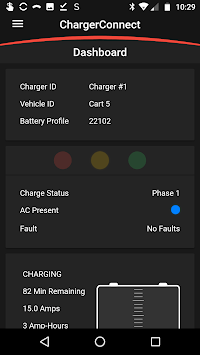 ChargerConnect APK screenshot 1