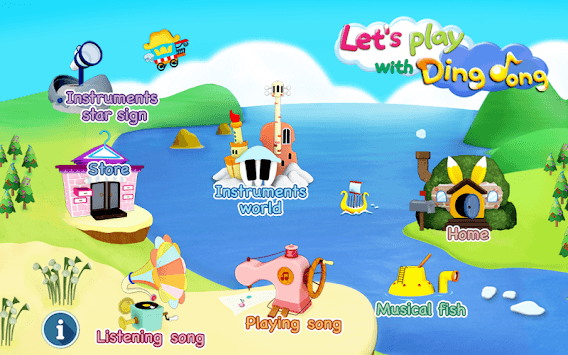 Let's play with DingDong APK screenshot 1