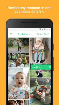 Kids' photo journal for family by Lifecake Ltd. APK screenshot 1