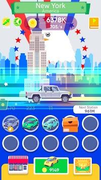 Traveling Cars APK screenshot 1