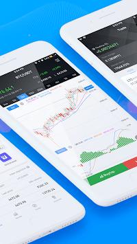 Bexplus-Cryptocurrency exchange APK screenshot 1