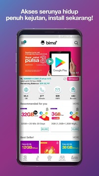 bima+ APK screenshot 1