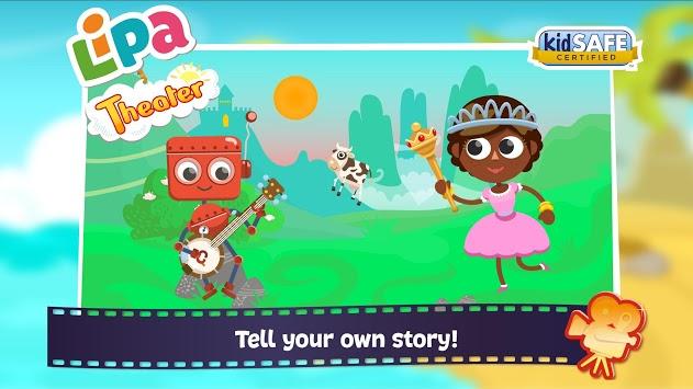 Lipa Theater: Story Maker APK screenshot 1