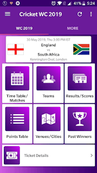 Live Cricket TV APK screenshot 1