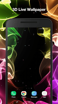 Magical Edge Screen Live Wallpaper APK screenshot 1