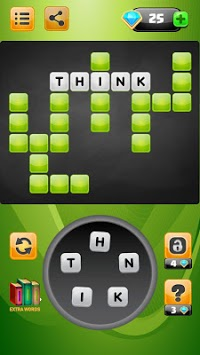 Noggin Wordsmith: Word Spell Puzzle APK screenshot 1
